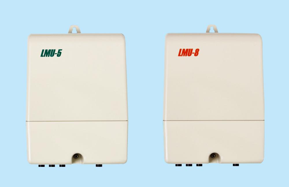ガス残量監視機器
